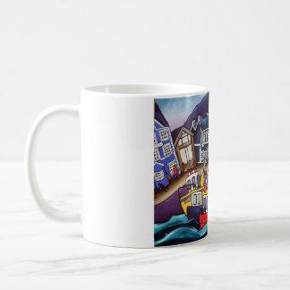 Aberaeron-catch-of-the-day- Coffee Mug