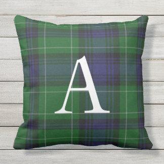 Abercrombie Plaid Out Door Pillow