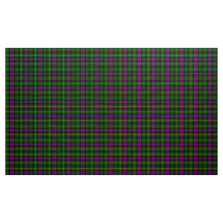 Abercrombie Tartan Purple and Green Plaid Fabric