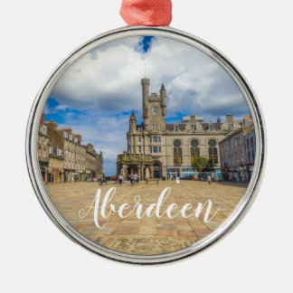 Aberdeen, Customize Product Metal Ornament
