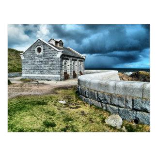 Aberdeen Scotland Pump House Postcard
