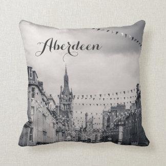 Aberdeen, Scotland, travel pillow