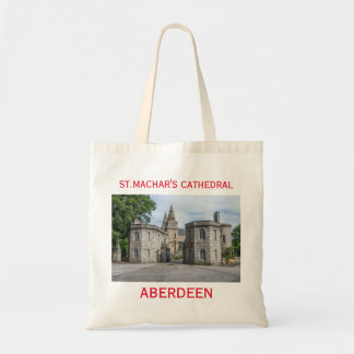 Aberdeen St.Machar's Cathedral tote bag