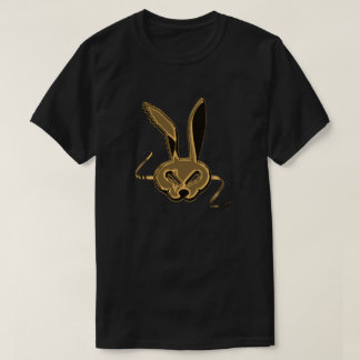 "Aberrant Hare T-Shirt – Goldenrod ""Next"""