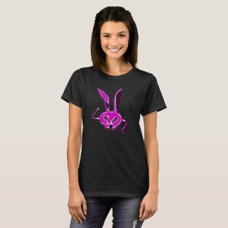 Aberrant Hare T-Shirt - Pink