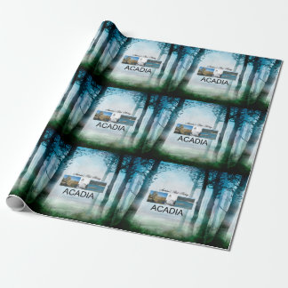 ABH Acadia Wrapping Paper