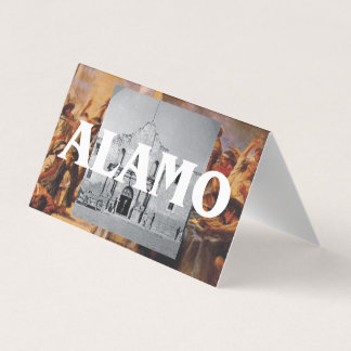 ABH Alamo Business Card