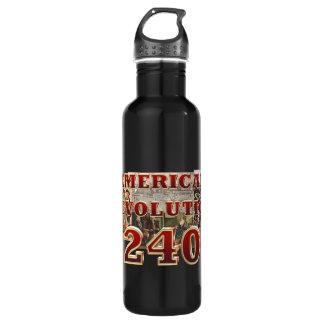 ABH American Revolution 240th Anniversary 710 Ml Water Bottle