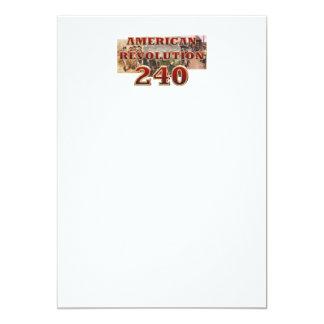 ABH American Revolution 240th Anniversary Card