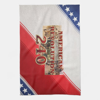 ABH American Revolution 240th Anniversary Kitchen Towel