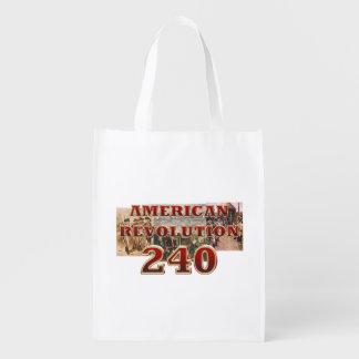 ABH American Revolution 240th Anniversary Reusable Grocery Bag