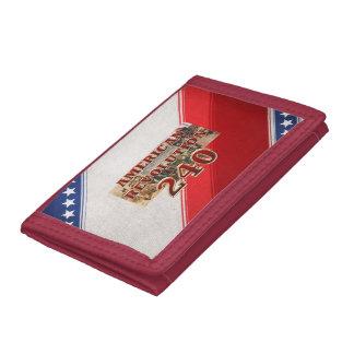 ABH American Revolution 240th Anniversary Tri-fold Wallets