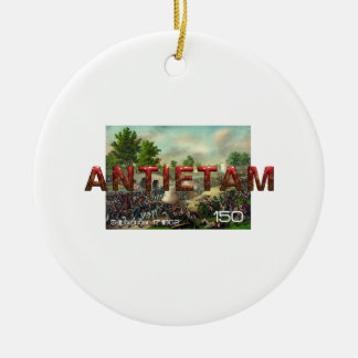 ABH Antietam 150 Ceramic Ornament