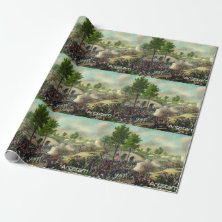 ABH Antietam Wrapping Paper