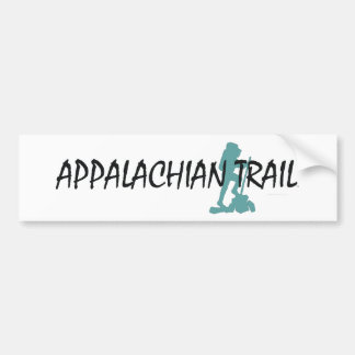 ABH Appalachian Trail Hiker Bumper Sticker