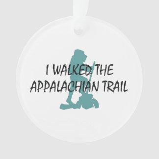 ABH Appalachian Trail Hiker Ornament
