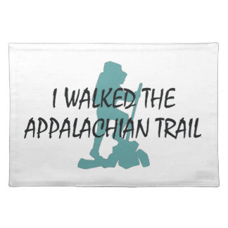 ABH Appalachian Trail Hiker Placemat