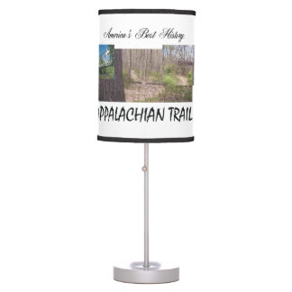 ABH Appalachian Trail Table Lamp