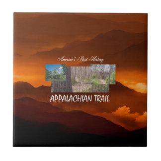 ABH Appalachian Trail Tile