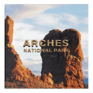 ABH Arches Acrylic Wall Art