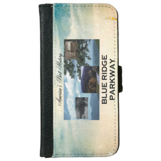 ABH Blue Ridge Parkway iPhone 6 Wallet Case