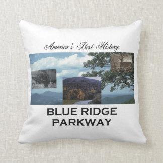 ABH Blue Ridge Parkway Throw Pillow