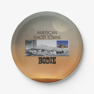 ABH Bodie 7 Inch Paper Plate