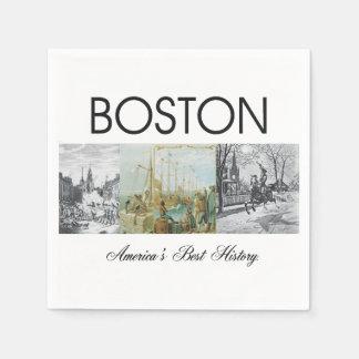 ABH Boston Disposable Napkins