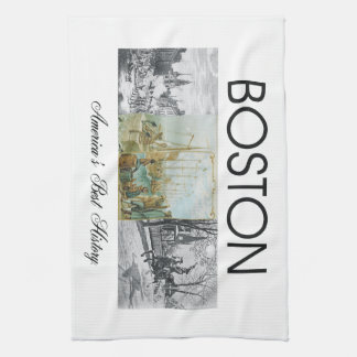ABH Boston Kitchen Towel
