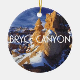 ABH Bryce Canyon Ceramic Ornament