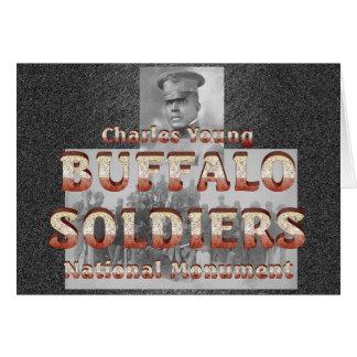 ABH Buffalo Soldiers Card