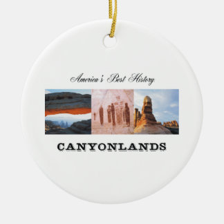 ABH Canyonlands Ceramic Ornament