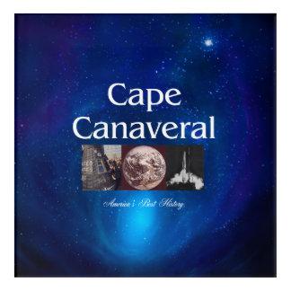 ABH Cape Canaveral Acrylic Wall Art