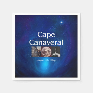 ABH Cape Canaveral Paper Napkins