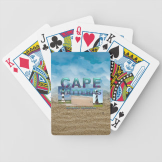 ABH Cape Hatteras Bicycle Playing Cards