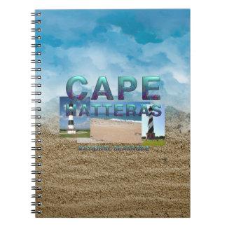 ABH Cape Hatteras Notebooks