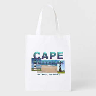 ABH Cape Hatteras Reusable Grocery Bag