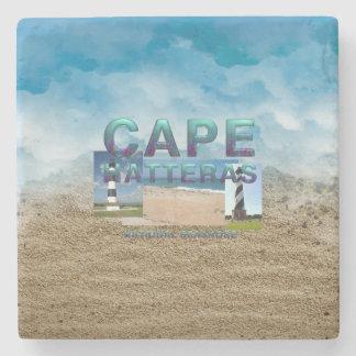 ABH Cape Hatteras Stone Coaster