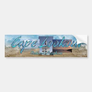 ABH Cape Lookout NS Bumper Sticker