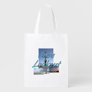 ABH Cape Lookout NS Reusable Grocery Bag