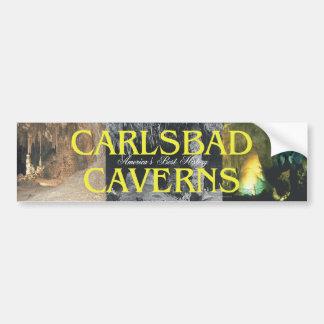 ABH Carlsbad Caverns Bumper Sticker