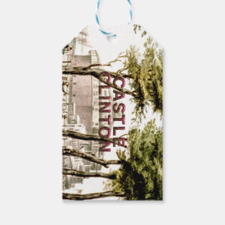 ABH Castle Clinton Pack Of Gift Tags