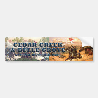 ABH Cedar Creek Bumper Sticker