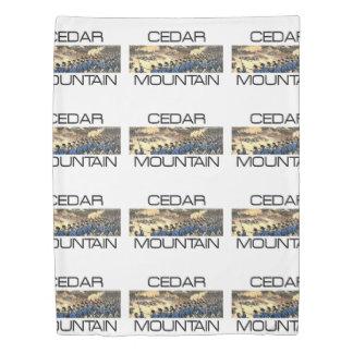 ABH Cedar Mountain/Brandy Station Duvet Cover