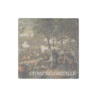ABH Chancellorsville Stone Magnets