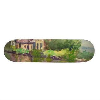 ABH Chesapeake & Ohio Canal Skate Deck