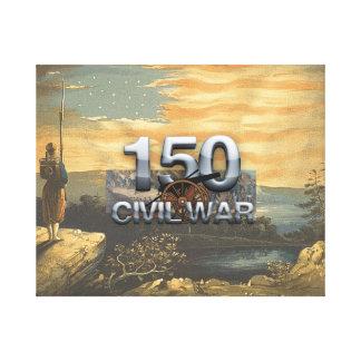 ABH Civil War 150th Anniversary Canvas Print