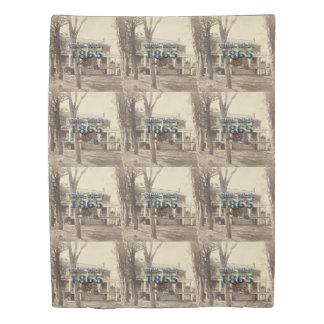 ABH Civil War 1865 Duvet Cover