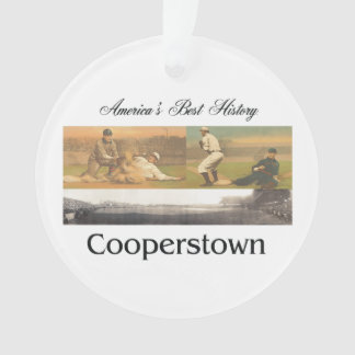 ABH Cooperstown Ornament