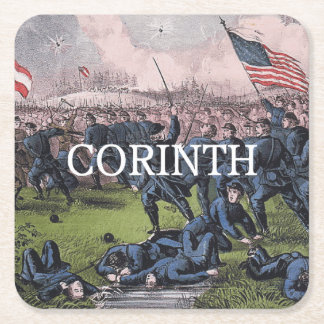 ABH Corinth Square Paper Coaster